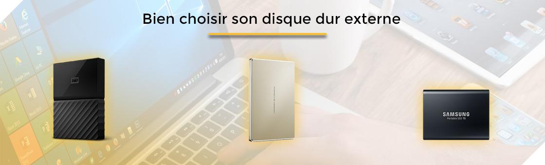 bien choisir son disque dur externe